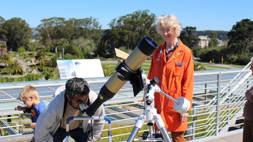 Celebrate Astronomy Day at the Academy!