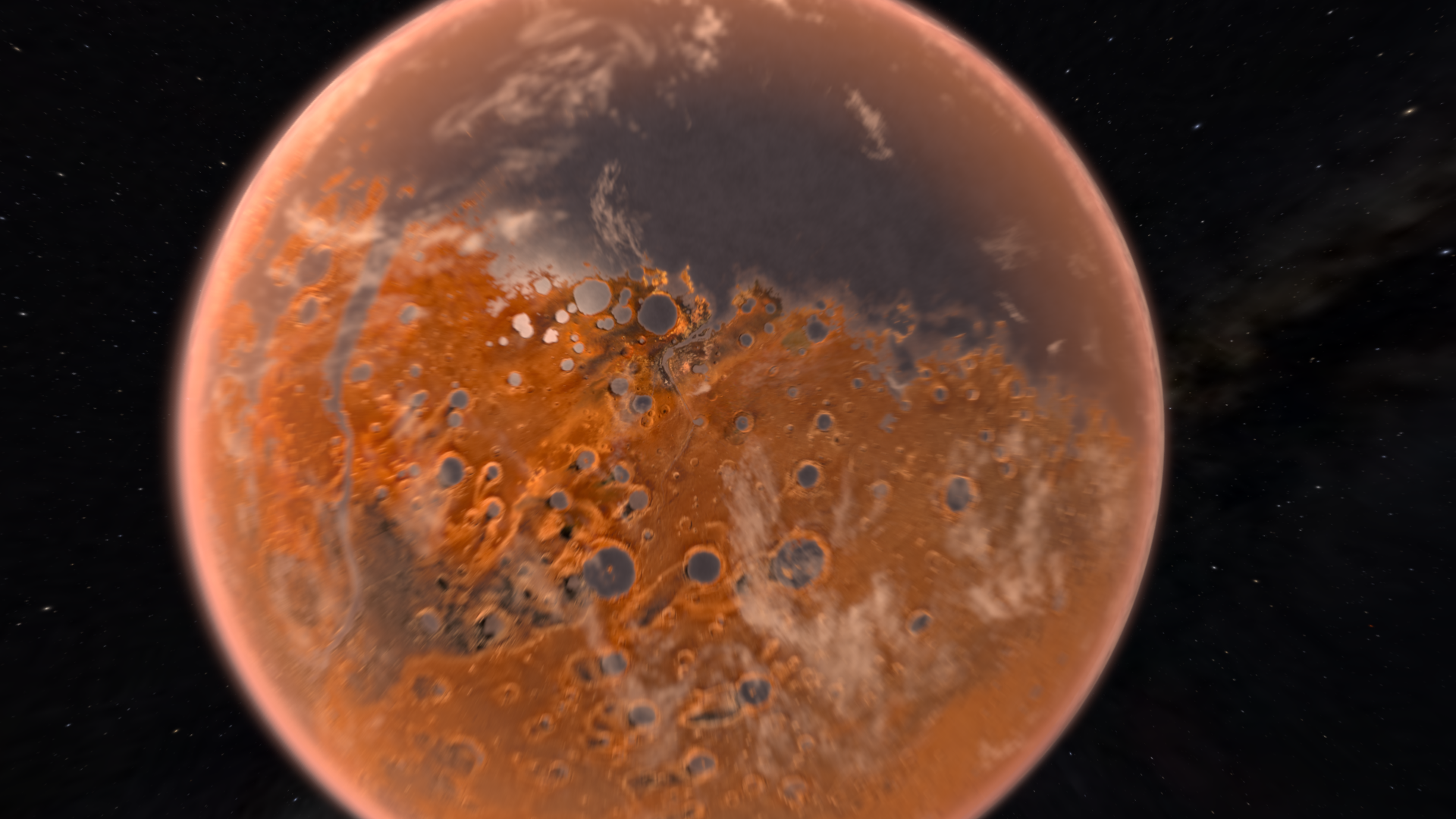 Why is Mars so small?   astrobites